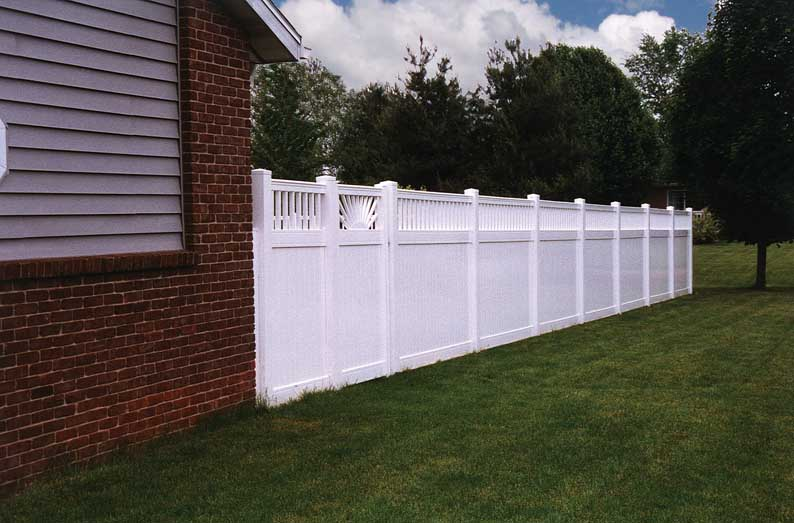 Kingston Privacy Fence Digger Specialties Inc Digger